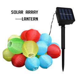 Высокое качество мини-фонарем строки солнечной энергии света лампы в саду