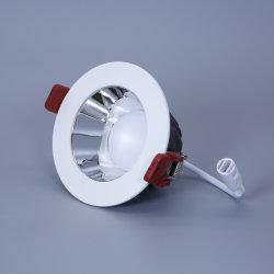 IP44 100lm/W 3inch 4inch 6inch 8 Duim In een nis gezet om Vierkante leiden onderaan Licht