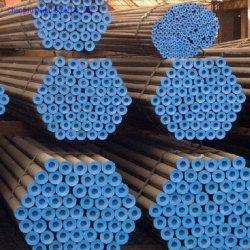 St52/ASTM A106 Grb Tubo de Aço Sem Costura Carbono