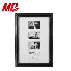 El Marco de imagen de la familia de Venta caliente Regalo Promocional PS marco marco de fotos de plástico