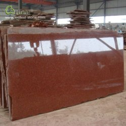 G172 مصقول بيج سلاب مملأ بالألواح الصينية الجرانيت الأحمر