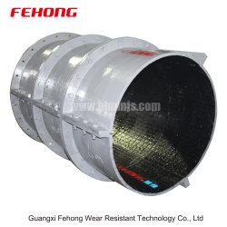 Поверхность Fehong сварки биметаллической пластины трубу и фитинг для цементной промышленности