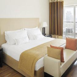 Moderne Gasthaus-Möbel-Hotel-Schlafzimmer-Möbel-Lieferanten