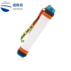LED Recarregável Camping IP68 Luz de LED portátil à prova de luz de trabalho de inspeção com banco de potência e lanterna LED