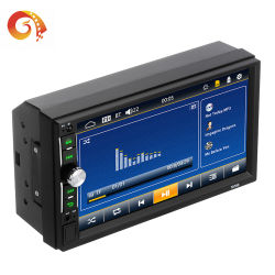 工場ベストセラーのビデオ無線のオーディオ・システムステレオDVDのマルチメディアのカーラジオMP5プレーヤー