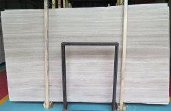 Decorare il marmo di legno bianco del grano del Chenille grigio di Atene dei materiali