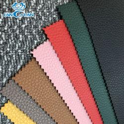 Cuoio sintetico del sofà resistente del PVC