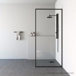 Portello Nano dell'acquazzone di allegato dell'acquazzone della doccia dello schermo di acquazzone di vetro Tempered della stanza da bagno