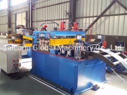 Perno de aço personalizado de alta velocidade Prateleira de armazenamento a frio de rack e máquina de formação de rolos