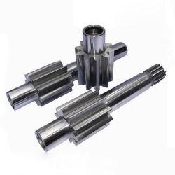 Pieza de maquinado CNC de aluminio mecanizado de precisión de los componentes electrónicos