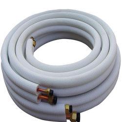Tubo de cobre para ligação Air-Conditioner (isolamento cobre e tubo de alumínio) cobre a Conexão do Tubo