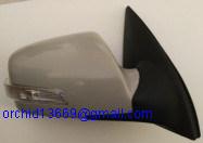 De auto ZijSpiegel van de Auto van Vervangstukken voor KIA Sportage 09 Elektrisch met LEIDENE Lamp OEM87620-03000