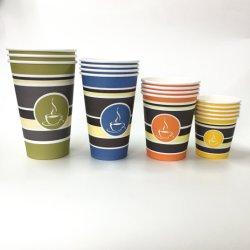 Stampa a gettare di Flexo della tazza di carta del caffè del distributore automatico del caffè o del tè