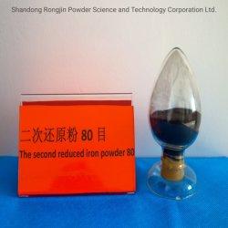 Polvere riduttrice del ferro dei prodotti minerali del metallo di polvere del ferro per la vendita diretta della fabbrica chimica del catalizzatore con il prezzo ragionevole