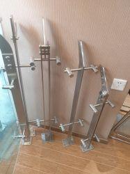 OEM/ODM het Traliewerk van het Glas van het roestvrij staal/Handrail/Balustrade voor de Montage van de Omheining van de Tuin Balcony/Terrace/Staircase/Stair van de Fabriek van China