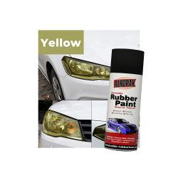 Gute Qualität Abnehmbare Scheinwerfer Gummi Spray Lack
