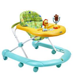 容易な反ロールオーバーの安全ステップ車を折る子供の赤ん坊の歩行者多機能Uのタイプ