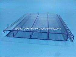 맞춤형 플라스틱 돌출 PMMA/아크릴 프로파일 및 파이프 14