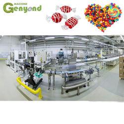 Machine van het Suikergoed van de Lolly van het vlak-type de Harde