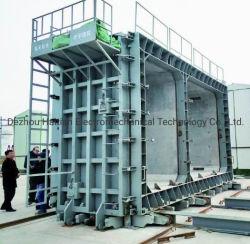 縦の鋳造のプレキャストされたボックスカルバートおよび箱形梁のための実用的なトンネル型