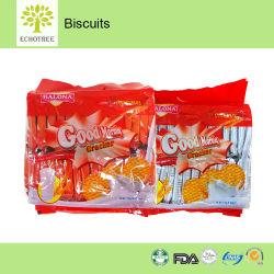 Buena mañana galletas África Guinea en el mercado de la fábrica China