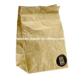 Refroidisseur de la glace d'isolation écologique réutilisable Food Tyvek sac à lunch de pique-nique