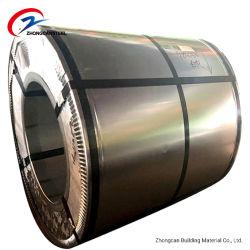 Matérias-primas para coberturas Cr bobinas de folhas de aço/Cold-Rolled bobina de aço