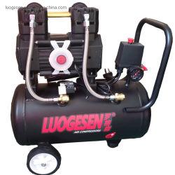 Miscro 고압 피스톤 휴대용 공기 펌프 Oilless 자동차 타이어 일폭 압축기 압축기