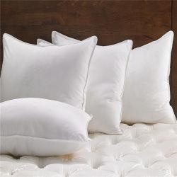 بط أبيض من الريش إدراج وسادة