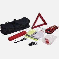Kit de Ferramentas de Reparação Automóvel automóvel de Reparação de Emergência Kits Combo de mão Bolsa de ferramentas do conjunto de reparação automóvel Aluguer de carro do triângulo do Kit de ferramentas de segurança rodoviária a Ferramenta de Emergência