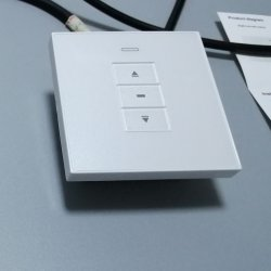 電気ローラーシャッターはWindowsのドアの管状モーター遠隔受信機スイッチ・コントローラを盲目にする