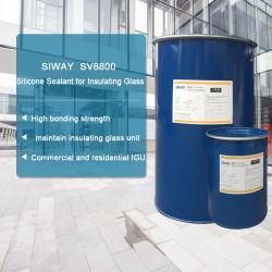 Выдержки из нейтрального положения двух компонентов силиконовый герметик для изолированных стекла вторичного уплотнения