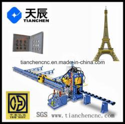 gamme de machines de poinçonnage CNC à haute vitesse pour les barres d'angle