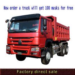 熱い価格のSinotruk HOWO 336 HP 6X4のダンプカートラックのダンプトラック新しいのためのそして使用される