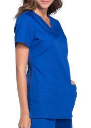 Stock Custom 2020년 Hot에서 Sale Nursing Scrub Sets Uniforms Suit Doctor Medical Nursing Scrubs Suits Hospital Uniform