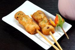 Peixes e vegetais congelados filé mistos