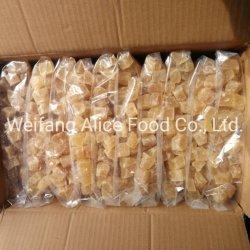 Gesunde Imbisse der getrockneten Ingwer-Nahrung