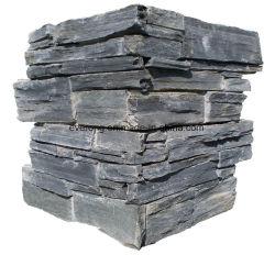 Угол конкретные черного сланца культуры уступа фиксированный угол камня