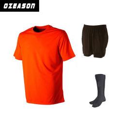 2019 nuovo calcio in bianco su ordinazione Jersey/camicia uniforme gioco del calcio di calcio