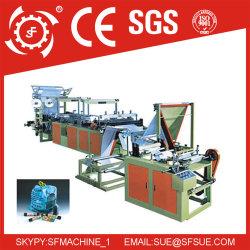 Sac à ordures en plastique Making Machine PE PP PVC OPP BOPP600-1200 Garment (SF)