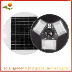 Célula solar Sunrise Global& Sistema do Painel de luz Jardim 150W tudo-em-um