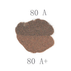 أكشط رمال الجارنيت عالية الشفافية 80 لقطع الطلاثات المائية