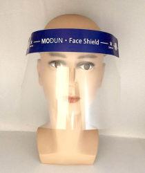 La seguridad de visera protector facial Mascarilla facial el escudo protector para los hombres y mujeres, Anti-Saliva Anti-Spitting Anti-Fog, sombrero de pescador al aire libre cubierta de sol Hat
