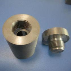 Le rayonnement de pièces de blindage lourd en alliage de tungstène haute densité