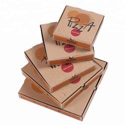 قابل للتفسّخ حيويّا قابل للاستعمال تكرارا بيتزا صندوق بالجملة