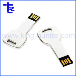 Eingebrannte Büro-Werbegeschenke Papierklammer Mini-USB-Blitz-Laufwerk