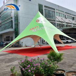 Solo Estrella Polar Shadep carpa para evento de promoción exterior