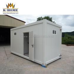 샤워를 가진 공중 Prefabricated 이동할 수 있는 화장실