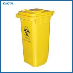 De bevindende Container van het Afval van het Huisvuil van Diverse Kleuren Plastic