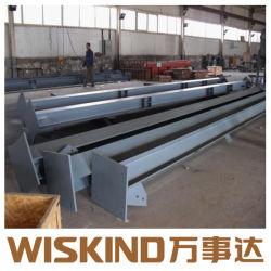 Alta resistencia y Rápido montaje de estructura de acero de la viga H